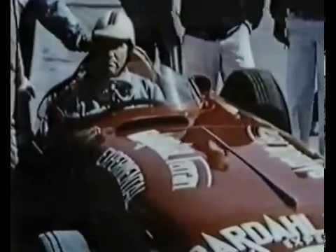Bardahl Experimental Ferrari in 1956