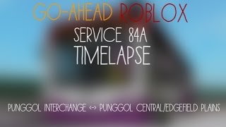 [DEFUNCT] Go-Ahead Roblox Service 84A Timelapse