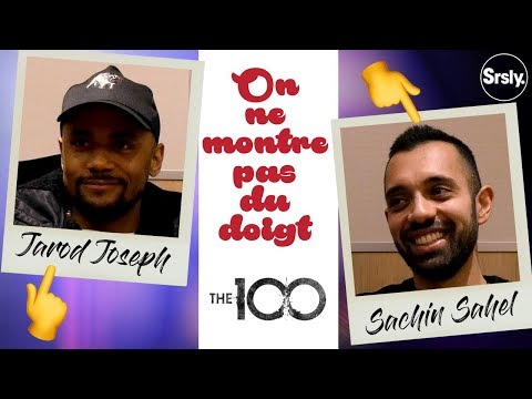 BFF : Jarod Joseph & Sachin Sahel de The 100