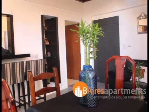 Oro & Paraguay II, BAires Apartments Rental - Palermo