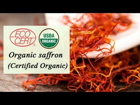 Organic Saffron supplier in Ghana