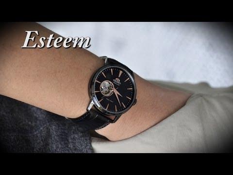 Orient Watch FDB08002B0 FDB08002B0 FDB08002B DB08002B Esteem Automatic Mechanical Men's Watches