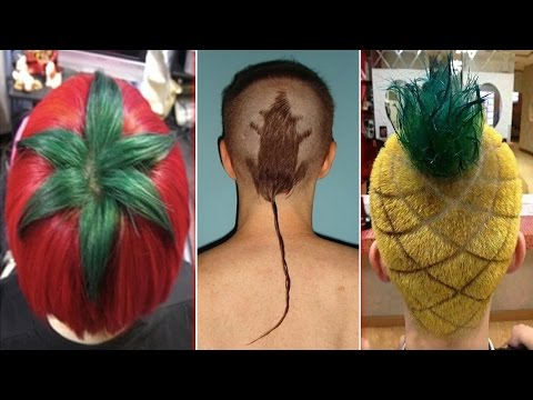Most Hilarious & Craziest Hairstyles Ever thumbnail