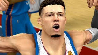 NBA 2k13 Career Mode - The Start of The NBA Finals Ep.56