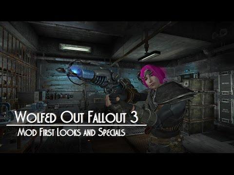 Fallout 3 Modded Bonus - The Yard , House Mod