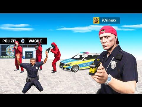 iCrimax ist POLIZIST in GTA 5 RP!