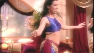 Танец живота - простые связки движений + танец с платком