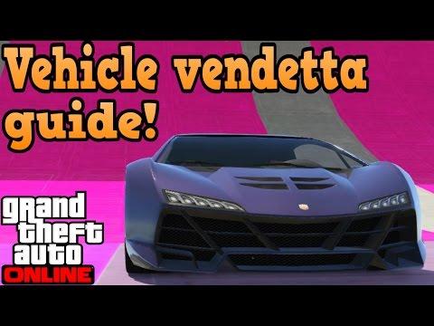 GTA online guides - Vehicle vendetta adversary mode