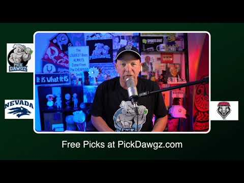 New Mexico vs Nevada 11/14/20 Free College Football Picks and Predictions CFB Tips