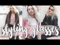 Lookbook - Styling KylieXSpecsavers Glasses #ad | LLimWalker
