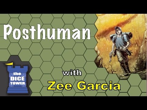 Posthuman Review - with Zee Garcia