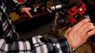 Speed Test Studio EBE 1 PWM electric bike