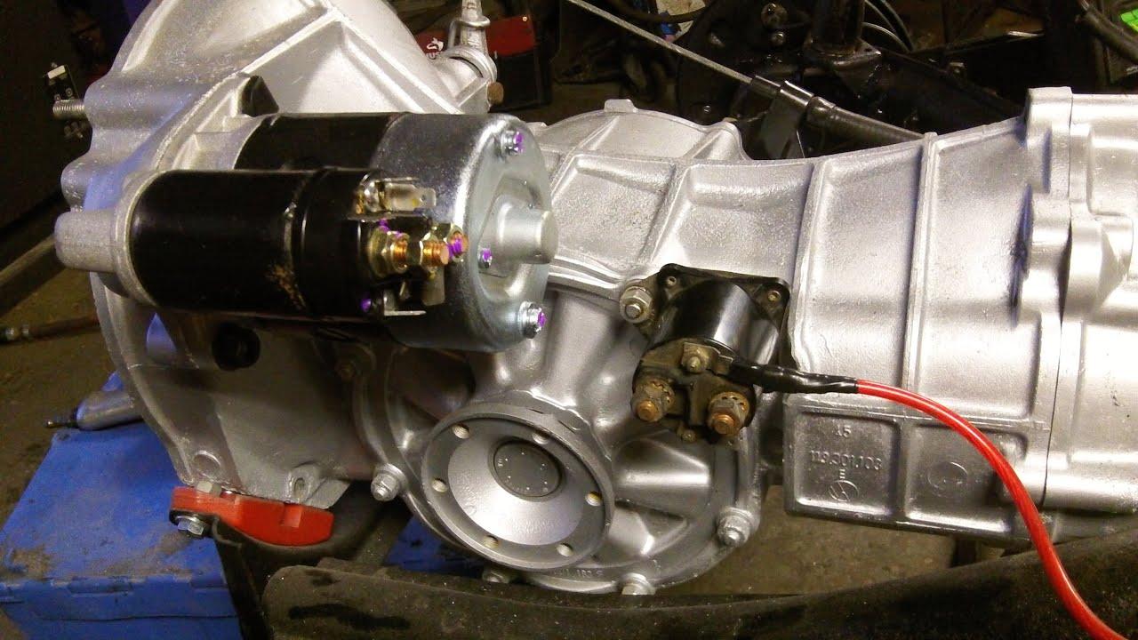 RB-VW-Trike #59: HD Brake Reservoir, Honda Horns & Starter ...