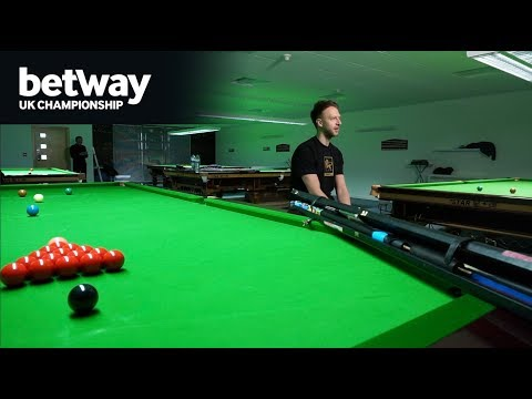 Trump talks Ronnie, 'leading the pack', and looks ahead to the Betway UK Championship