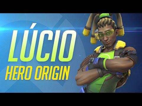 Lúcio - Overwatch Hero Origins and Abilities