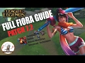ONLY FIORA GUIDE YOU WILL EVER NEED League of Legends