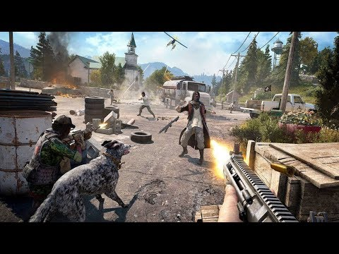 Diving Into The Crazy World Of Far Cry 5 - H.A.M. Radio Podcast Ep 150