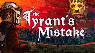 THE TYRANT'S MISTAKE - Rขst (Movie)