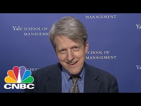 Robert Shiller Talks Stocks, Real Estate, Donald Trump | Trading Nation | CNBC