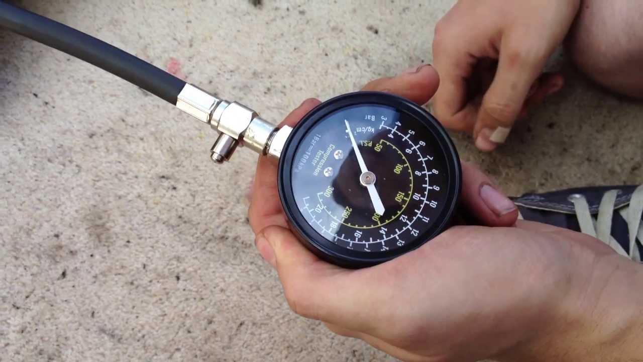 PushMowerRepair com - Compression Testing