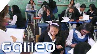 Schulwissen weltweit: Kolumbien  | Galileo | ProSieben