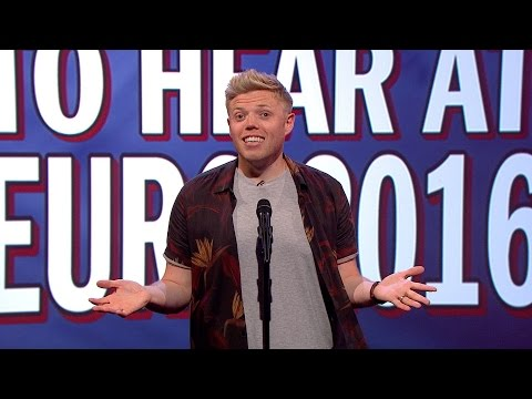 Unlikely things to hear at Euro 2016 - Mock the Week: Series 15 Episode 3 - BBC Two