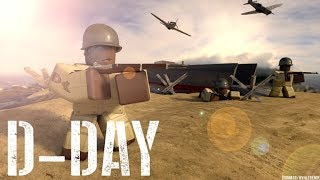 Le jour J Roblox Gameplay Battle