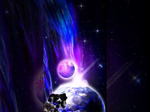 [Samsung Themes-Animated Wallpaper] Space Live Wallpaper