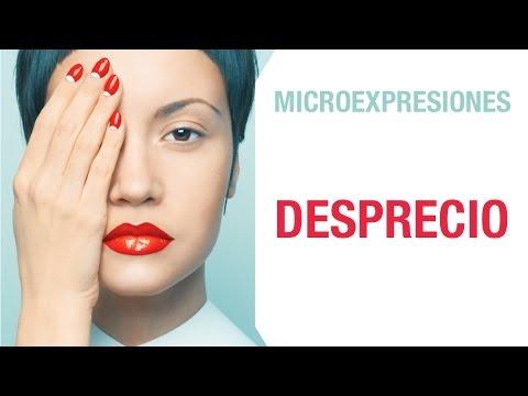Las 7 Microexpresiones Básicas: El Desprecio
