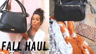 MARSHALLS FALL HAUL 2019 | COOK WITH ME | COSTCO HAUL 2019 | STAY AT HOME MOM 2019 | CRISSY MARIE