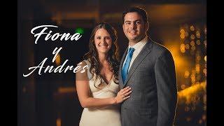Matrimonio Fiona y Andrés