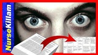 مراجعة الأدبيات إعداد إنشاء الجدول الموجز