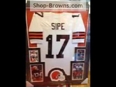 Brian Sipe Jersey
