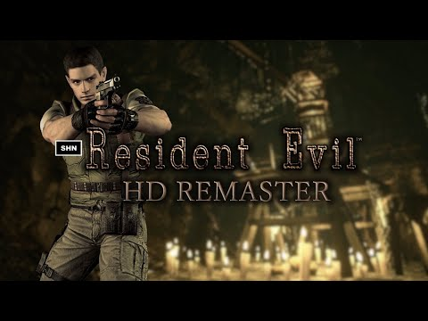 Resident Evil: HD Remaster Chris ★★★★★ Horror Game 1080p Video Walkthrough Longplay No Commentary