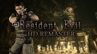 Resident Evil: HD Remaster Chris ★★★★★ Horror Game 1080p Video Walkthrough Longplay No Commentary
