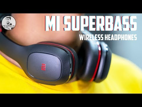 Are the Mi Super Bass Wireless Headphones Good? My Review!