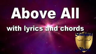 Above All - Rock Worship Song - with lyrics and chords