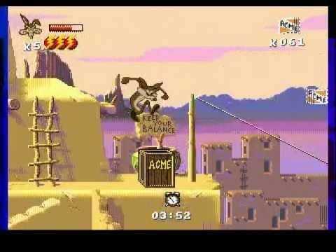 Прохождение игры Desert Demolition