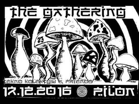 The Gathering ,warmup live act.Pilon 17.12.2016-JaSzczur Projekt