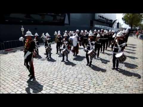 H.M. Royal Marines Band CTCRM 09-05-2013 part 2