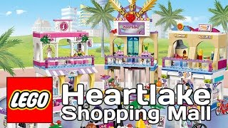 [Lego Friends] Торговый Центр Хартлейк Сити - Heartlake Shopping Mall (Обзор на русском)(http://www.youtube.com/user/LEGORussia На этом канале можно посмотреть серии и веб-эпизоды сериала «Подружки из Харт-Лейк..., 2014-11-27T14:49:39.000Z)