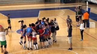 04-07-2014: Il punto del trionfo piemontese nella finale femminile del Trofeo delle Regioni 2014
