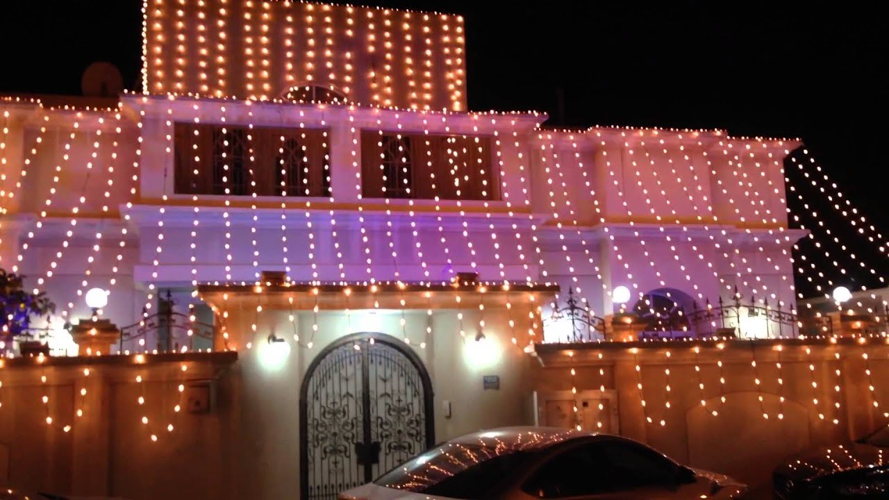 Lighting For Decoration