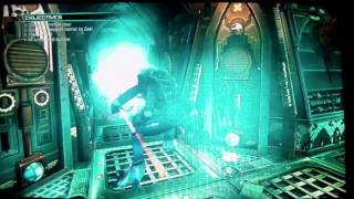 Space hulk ps3 game play level 2