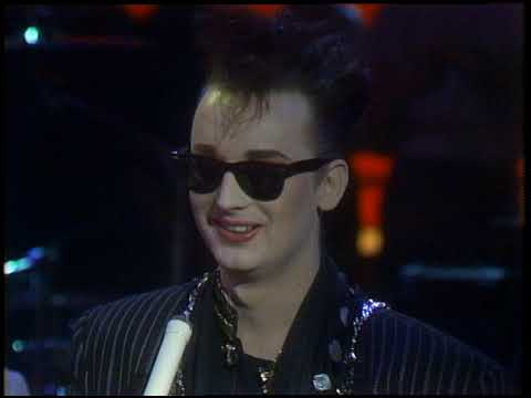American Bandstand 1986- Interview Culture Club