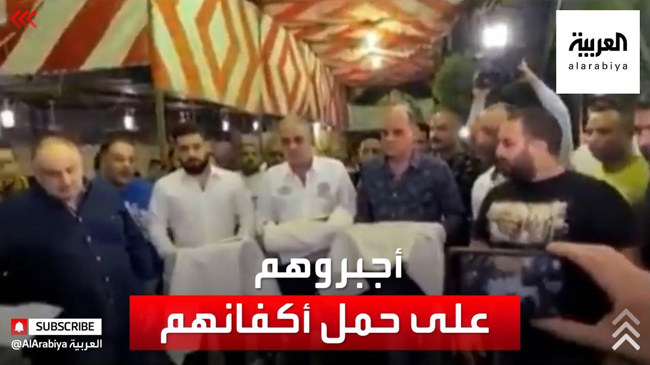 فيديو الأكفان في مصر.. القبض على المتورطين  - نشر قبل 2 ساعة