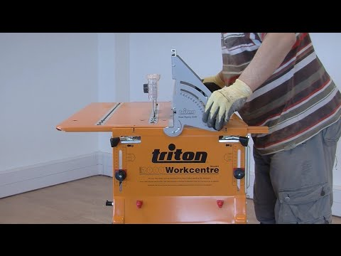 Applications of the Triton Workcentre