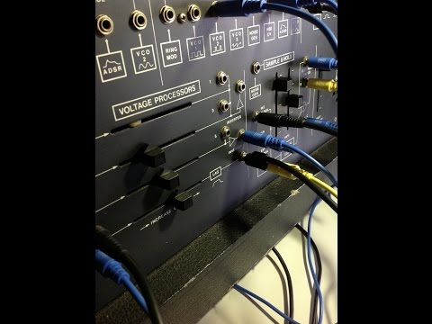Arp 2600 Patches from Vine Archive