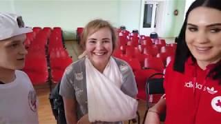 Обучение добровольцев навыкам оказания Первой Помощи