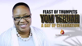"""Feast Of Trumpets: A Day of Celebration """"YOM TERUAH 5781"""""""